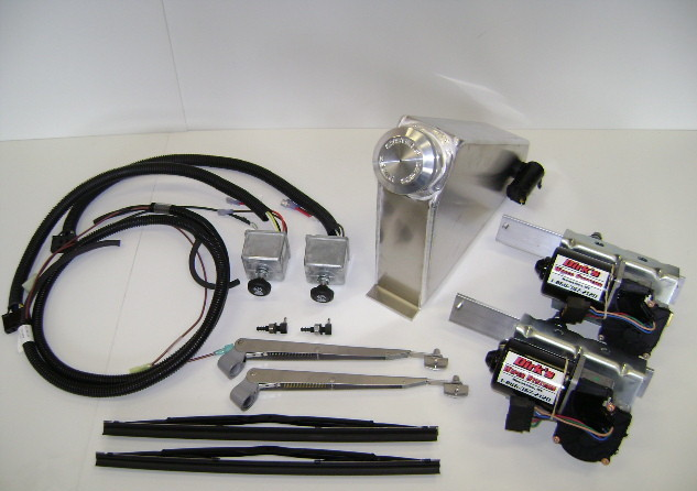 Peterbilt 359 Electric Wiper Conversion Kit