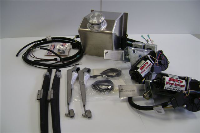 Stupendous Electric Wiper Conversion Kit For Kenworth W900A Dans Shop Inc Wiring 101 Bdelwellnesstrialsorg