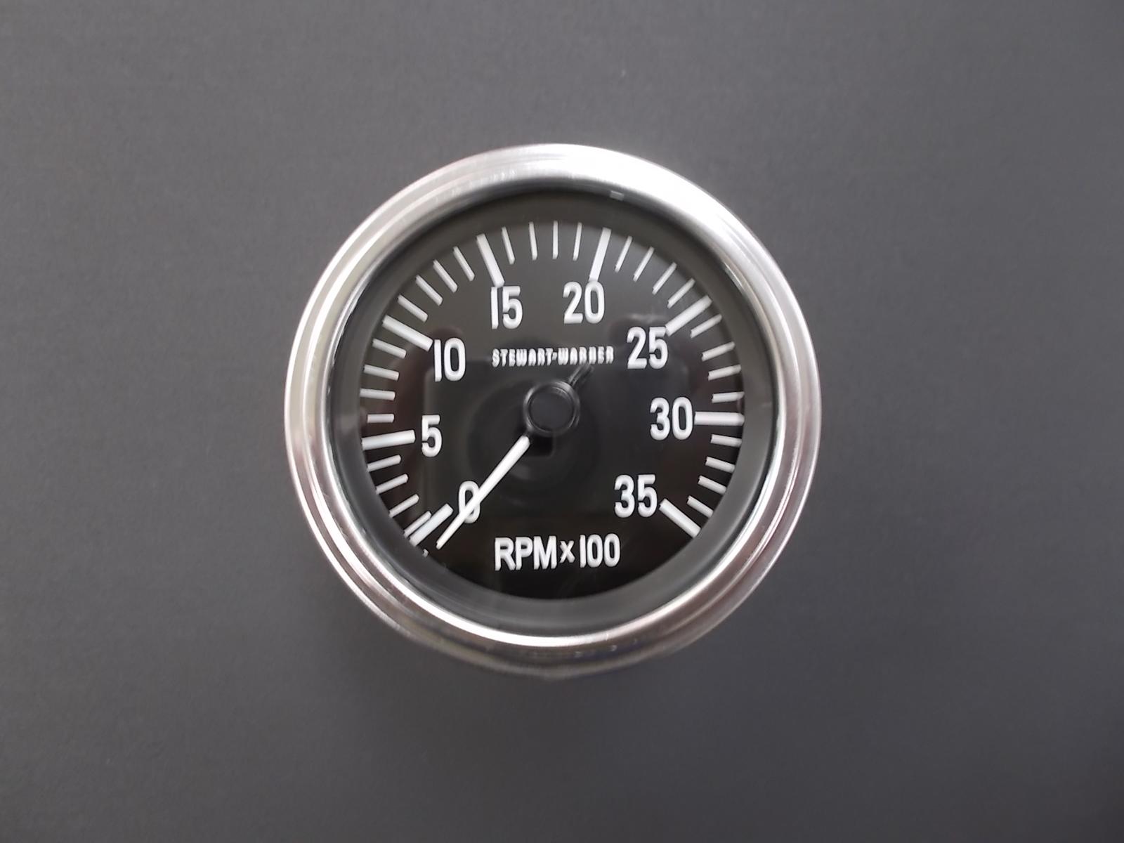 Peterbilt Mechanical Tachometer